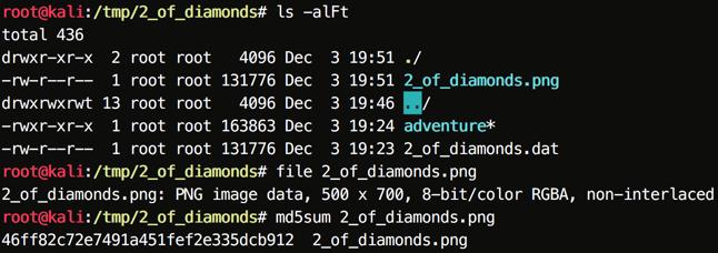 Metasploit Community CTF 2018: 2 of Diamonds Write-Up